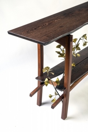 Sideboard Table, Ortiz Collaboration - Detail