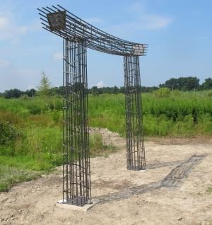 Torii - construction