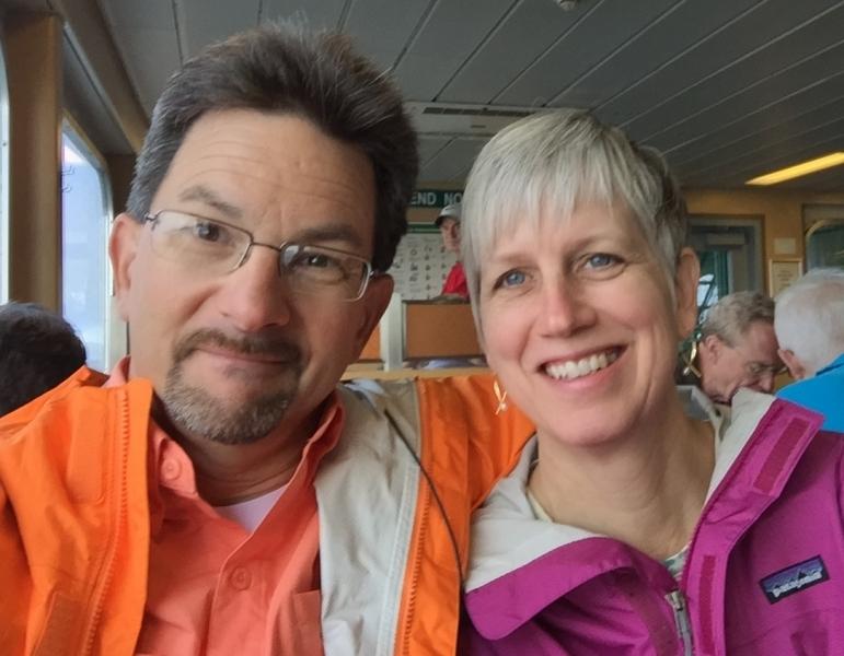 Rob and Deb
