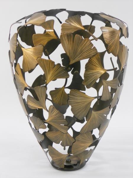 Bronze Ginkgo Leaves