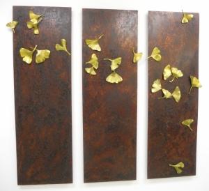 Ginkgo Triptych